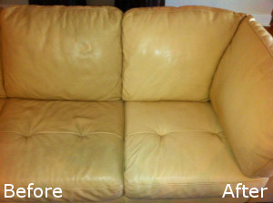 Leather Sofa Cleaning Kilburn